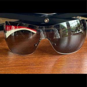 Prada Sunglasses SPR54G 5AV-5D1 115